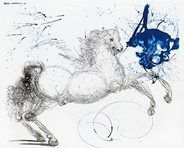 Salvador Dali, Mythologie