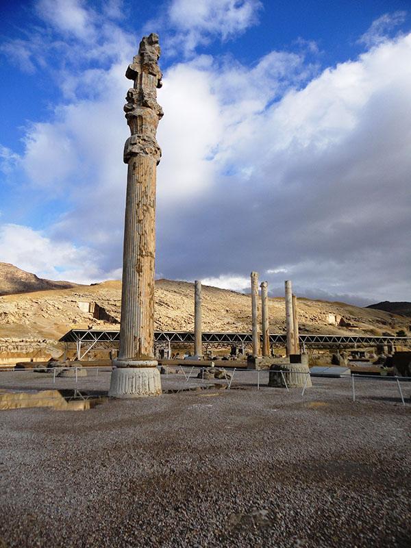 Persepolis. Photo, Ahura