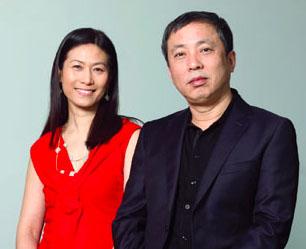 Wang Wei et Liu Yiqian