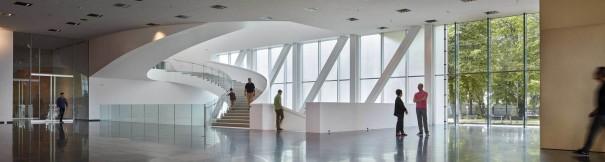 Vue intérieure du pavillon Lassonde