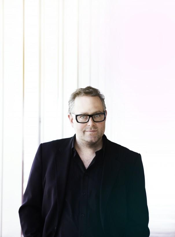 Alexandre Taillefer photographié par Julie Gauthier pour Parcours en 2013