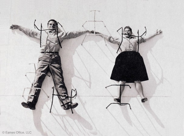 Charles et Ray Eames, 1947