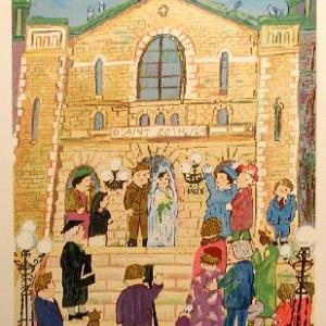Mariage de Florentine