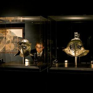 L'exposition, Gladiateurs, héros du Colisée