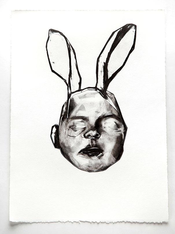 Suzanne Lafrance, Devenir lapin