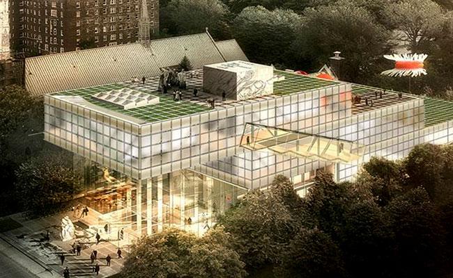 Le pavillon Lassonde inauguré en 2016