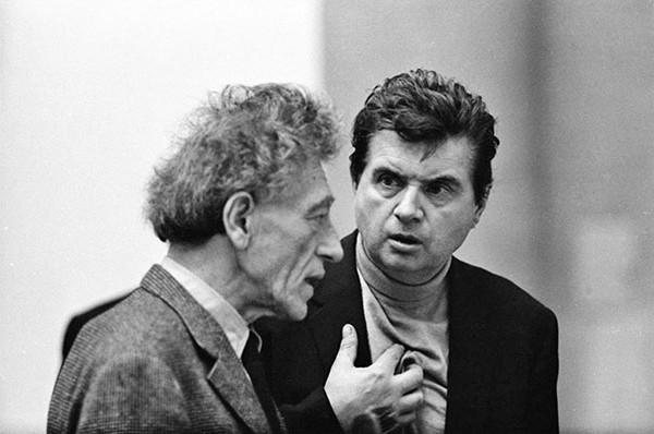 Alberto Giacometti et Francis Bacon - Le jeune Picasso 1901-1906